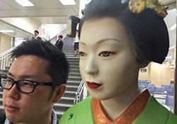 舞子人形と飯塚